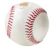 Grungy Isolated Baseball Royalty Free Stock Photo