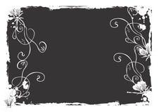 grungy kant stock illustrationer