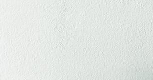Grungy malująca ścienna tekstura jako tło Krakingowego betonowego rocznika podłogowy stary biel malujący Tło myjący obraz Zdjęcie Royalty Free