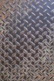 Grungy metaalachtergrond Stock Foto's