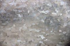 Grungy metal texture. Closeup of grungy metal plate texture Stock Image