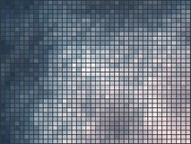 Grungy mosaic background Royalty Free Stock Images