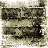 Grungy Muur Stock Afbeelding