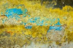 Grungy muurtextuur Stock Foto
