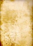 Grungy natürliches Papier Lizenzfreie Stockfotografie