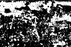 Grungy natuurlijke textuur met gruis Hout vectorillustratie op transparante achtergrond royalty-vrije illustratie