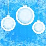 Grungy Nieuwjaar, de achtergrond van Kerstmis. + EPS8 Royalty-vrije Stock Foto