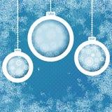 Grungy nowy rok, Bożenarodzeniowy tło. + EPS8 Zdjęcia Stock