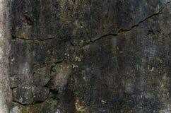 Grungy och slät kal betongvägg Arkivfoto