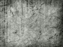 Grungy old wall with cracks Stock Photo