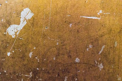Grungy orange Wand-Beschaffenheit Lizenzfreie Stockbilder