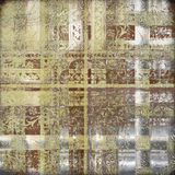 Grungy oriental decorative textured background Stock Photos