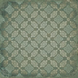 Grungy ornament wallpaper Stock Photography