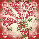 Grungy ottoman ontwerp vector illustratie