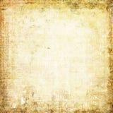 Grungy Oud Document Als achtergrond en Textuur Stock Foto's