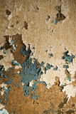 Grungy Paint Texture Stock Images