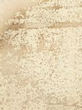 Grungy painted peeling wall industrial brick background Royalty Free Stock Photography