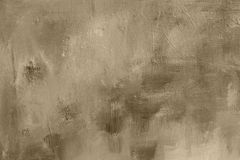 Beige painting background or texture. Grungy painting draft background or texture royalty free stock images