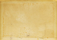 Grungy paper. Old grunge paper texture, detail Royalty Free Stock Photography