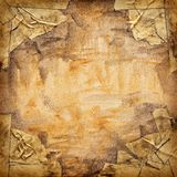 Grungy paper. Grungy and old paper background Royalty Free Stock Images
