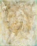 Grungy paper bakgrund Arkivfoton