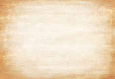 Grungy paper with lline as a background Stock Images