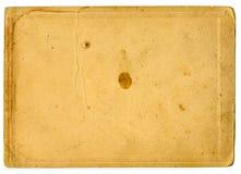 grungy papper Arkivbilder