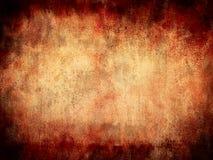 Grungy Pergament-Hintergrund Stockbild
