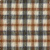 Navy Brown Tan Plaid Stock Images