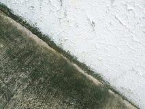 Grungy rauer Zementwandhintergrund für Beschaffenheit Lizenzfreies Stockfoto