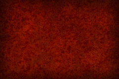 Grungy red mottled background texture Stock Photos
