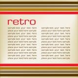 Grungy retro-achtergrond