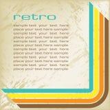 Grungy retro-background Stock Photo