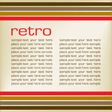 Grungy retro-background Stock Photo