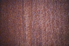 Grungy roestige gevlekte textuur als achtergrond Royalty-vrije Stock Fotografie
