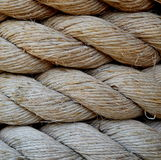 Grungy Rope Background Royalty Free Stock Image