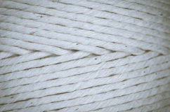 Grungy rope texture background Stock Images