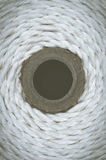 Grungy rope texture Stock Image