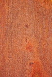 Grungy rust on metallic surface Royalty Free Stock Photography