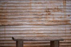 Grungy metal texture. Grungy rusted metal wall texture stock photos
