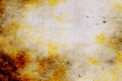 Grungy Scratched Texture Royalty Free Stock Image