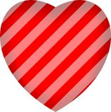 Heart shape for love symbols VECTOR Stock Photos
