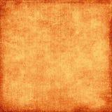 Grungy sinaasappel royalty-vrije illustratie