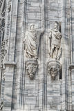 Grungy Skulpturen Lizenzfreies Stockbild