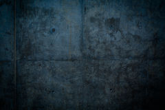 Grungy and smooth bare concrete wall Stock Photo