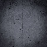 Grungy and smooth bare concrete wall for background Royalty Free Stock Photos