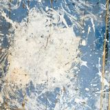Grungy speckled industrial distressed wooden flooring texture stock illustration