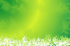 Grungy St. Patrick Background Royalty Free Stock Images