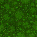 Grungy st patrick's day background Royalty Free Stock Photography