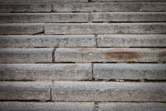 Grungy stairway Royalty Free Stock Photos